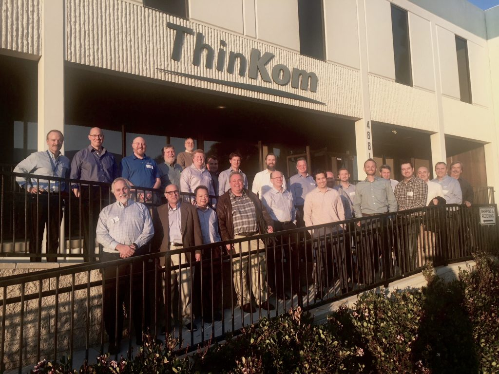 ARINC 791/792 Group at ThinKom HQ