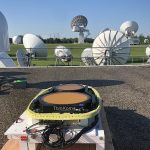 Successful Antenna Technology Validation on Telesat LEO Satellite