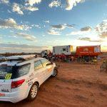 ThinKom Satellite Antennas Give Competitive Edge to Teams in Bridgestone World Solar Challenge